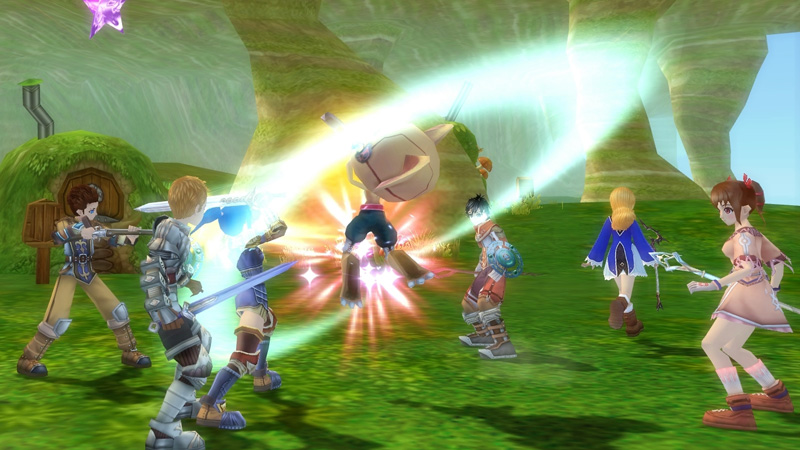 Lucent Heart Hits North America