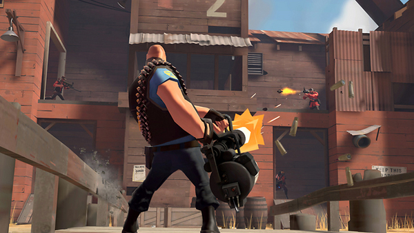 Team Fortress 2 (1) TF2