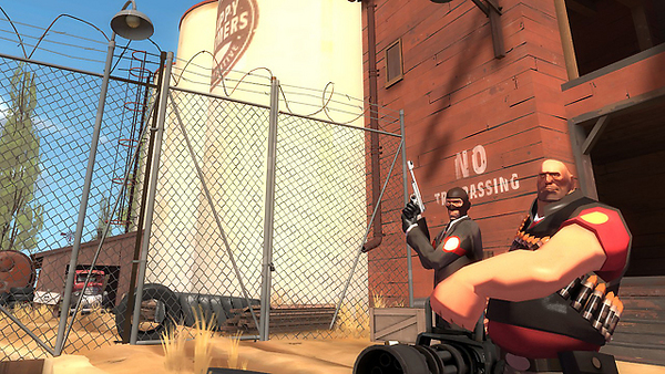 Team Fortress 2 (3) TF2
