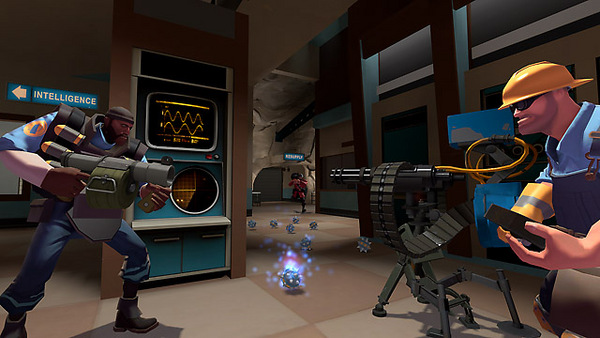 Team Fortress 2 free to play Review and Download