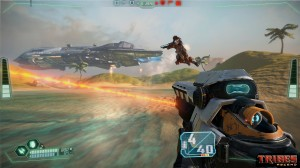 Tribes: Ascend Goes Free to Play