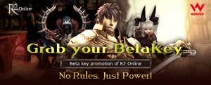 R2 Online Closed Beta Key Giveaway 2