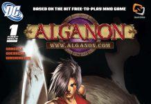 Alganon Releases Free Comic Book