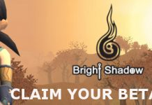Bright Shadow Closed Beta Key Giveaway 1