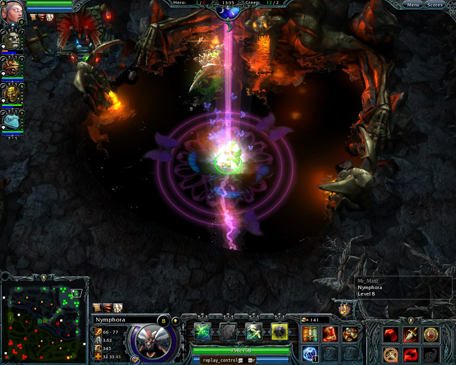 Mentor Heroes of Newerth Heroes of Newerth Hon 3