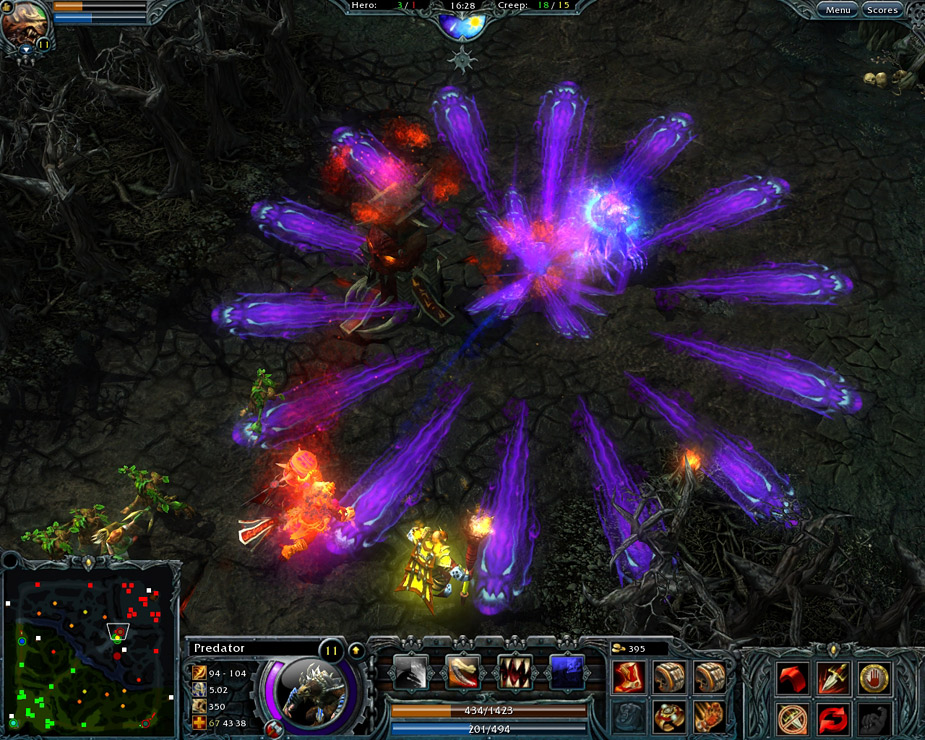 Heroes of Newerth HoN (3)