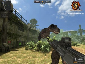 Project Blackout Gets Dinosaurs (Dino Mode)