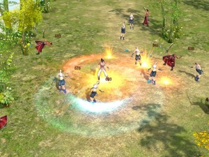 The Chosen MMORPG Launched