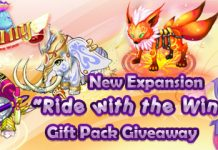 "Destiny Online Expansion ""Ride with the Wind"" Gift Pack Giveaway 1"