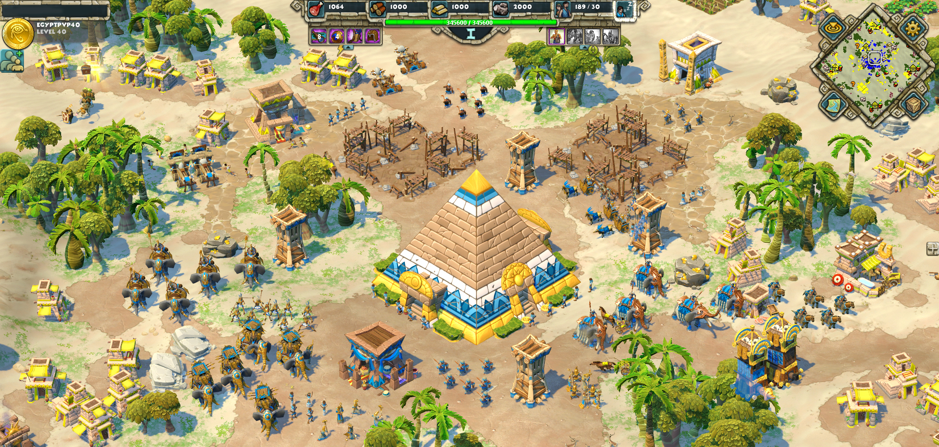 Rage Of Empires