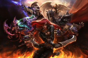 League of Legends: Dominion Unveiled