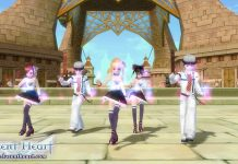 Lucent Heart: First Expansion With Dance Battles