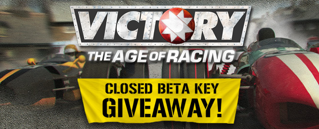 Victory Closed Beta key Giveaway