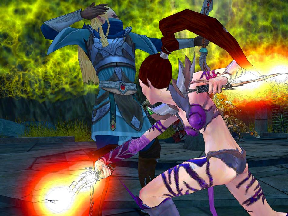 Warhammer Online Wrath of Heroes (1)