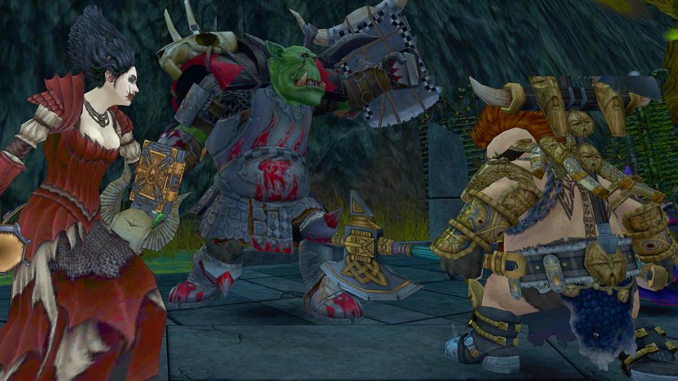 Warhammer Online Wrath of Heroes (2)
