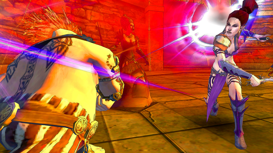 Warhammer Online Wrath of Heroes (4)