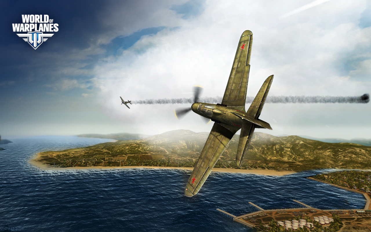World of Warplanes (1)