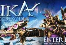 Aika Enter Exodus: Beginner Booster Bundle Giveaway 1