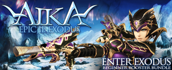 Aika Exodus: Beginner Booster Bundle Giveaway