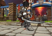 Elsword Online: Raven Character Unveiled