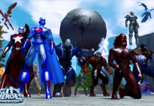 City of Heroes Freedom Launched