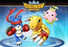 Digimon Masters: Open Beta Begins Today