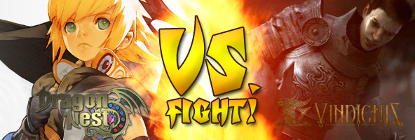 Dragon Nest vs. Vindictus