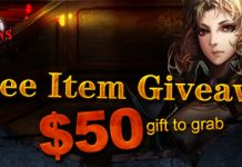 Eudemons Online Gift Pack Giveaway (worth $50)