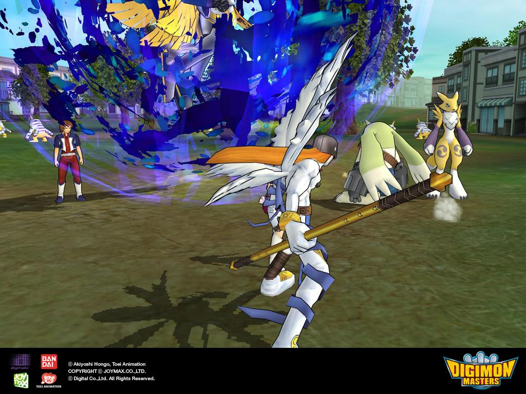 Digimon Masters (1)