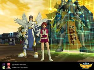 Digimon Masters 4