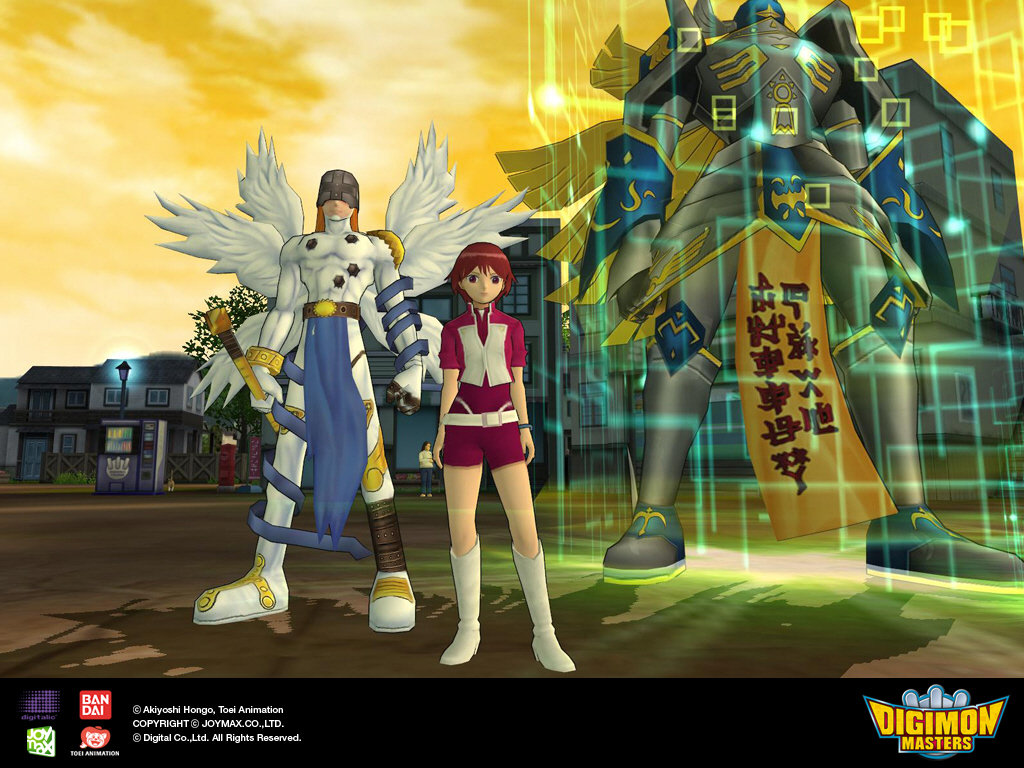 Digimon Masters Review And Download Mmobomb Com