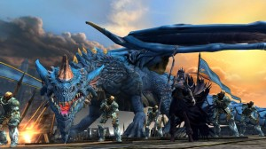 Neverwinter will be free-to-play