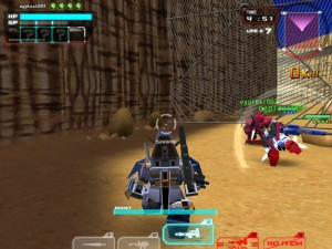 SD Gundam Capsule Fighter Online 4