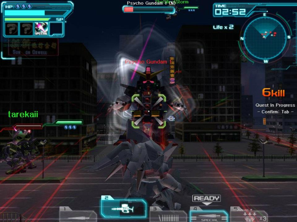 SD Gundam Capsule Fighter Online