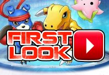 Digimon Masters First Look Video