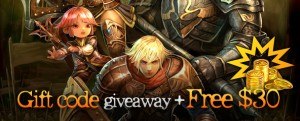 4Story Gift Code Giveaway 1
