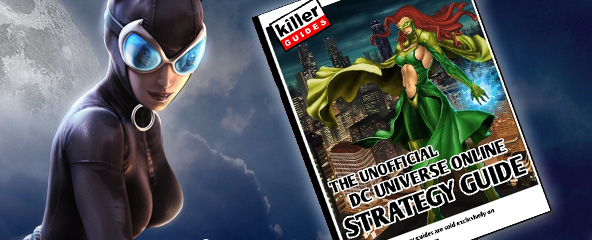 DC Universe Online Guide Giveaway (Worth $29.99)