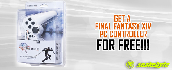 Free PC Controllers Giveaway