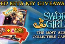 Sword Girls Closed Beta Key Giveaway  2