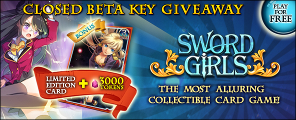 Closed beta games giveaway