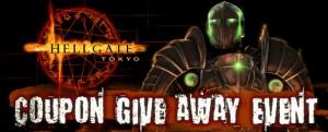 Hellgate Global Christmas Giveaway