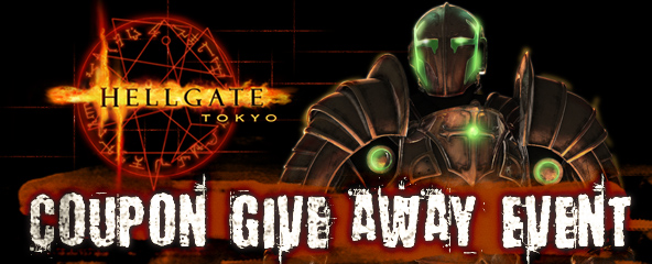 Hellgate Global Christmas Giveaway