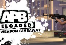APB Reloaded Free Weapon Giveaway (More Keys!!!)