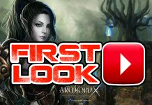 Archlord X First Look Video 2