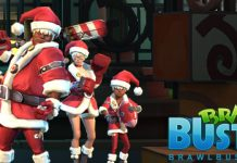 Brawl Busters Santa Hat Item Giveaway 1