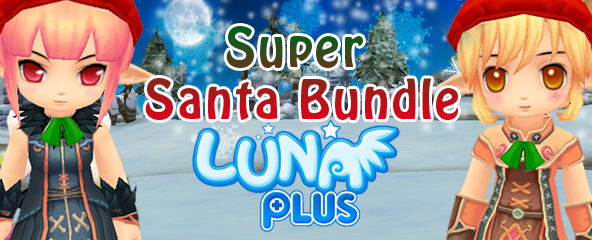 Luna Plus Super Santa Giveaway