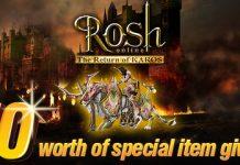 Rosh Online Exclusive Mount Giveaway ($10 worth) 1