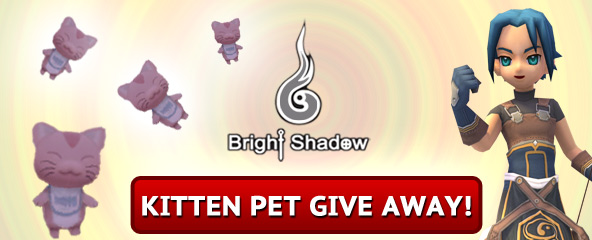 Bright Shadow Item Key Giveaway