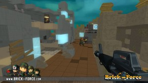 Brick-Force: Minecraft With Guns? 1
