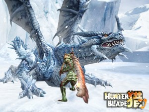 Hunter Blade 3